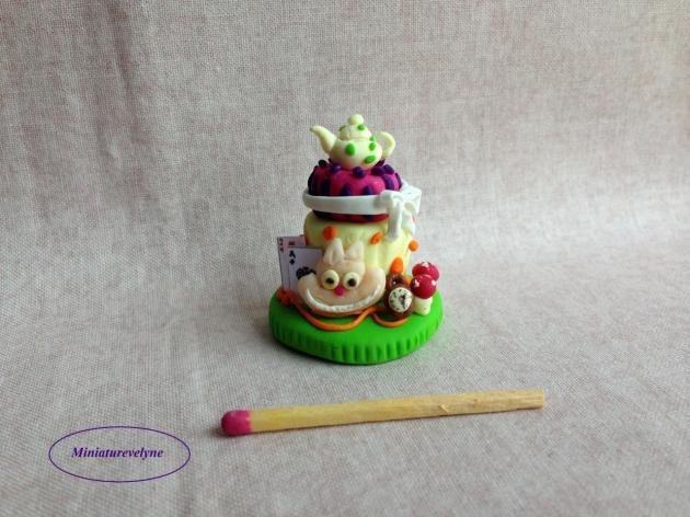 Le gâteau d'Alice