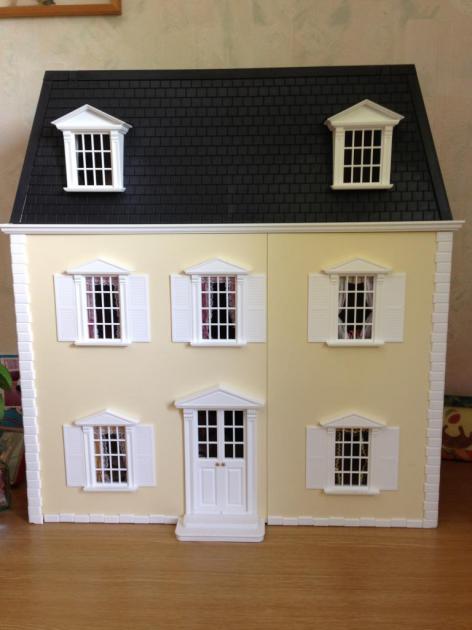 maison victorienne. Black Bedroom Furniture Sets. Home Design Ideas