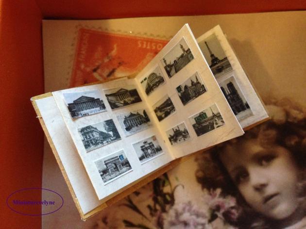 Album anciennes cartes postales de Paris