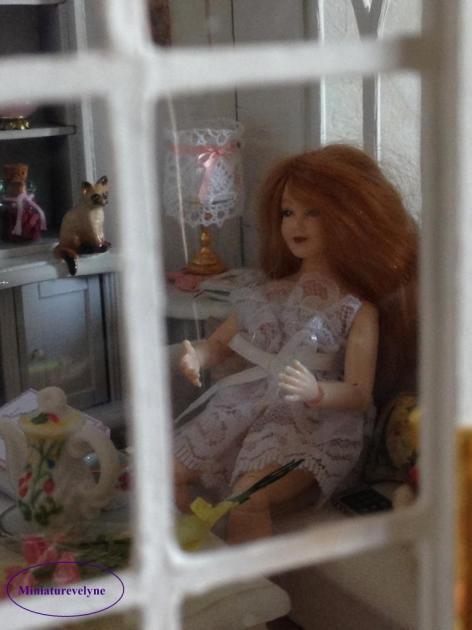 Rose Cottage - Scarlett