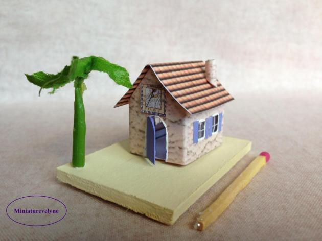 Petite maison provençale