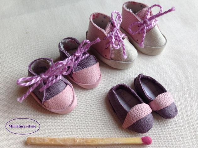 Baskets et Ballerines