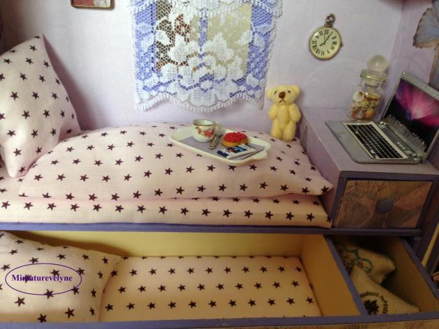 Un tiroir lit