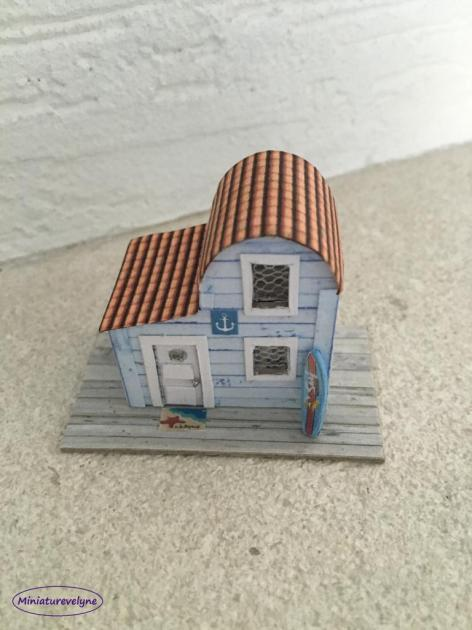 Beach Cottage au 1/144