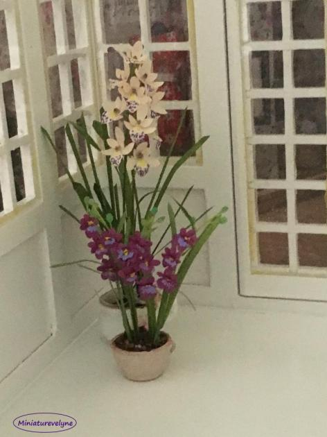 Orchidées - Kit de Pascale Garnier
