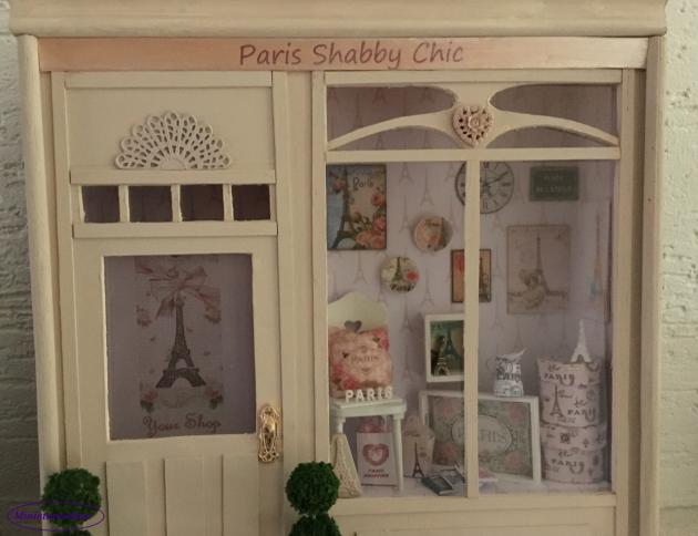Boutique Paris Shabby Chic