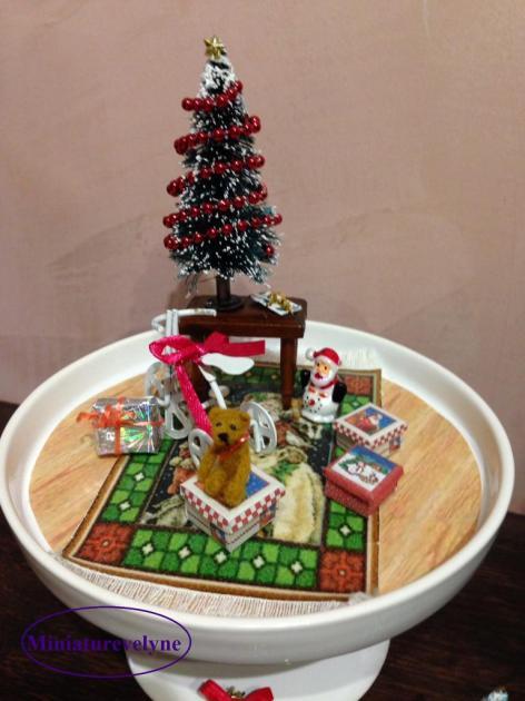 Scénette de Noël
