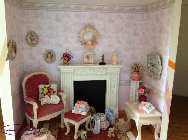 Salon romantique